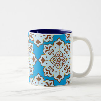 Henna Persian Rug cup