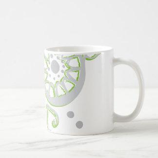 Henna Punk Pink Green Love Always Coffee Mug