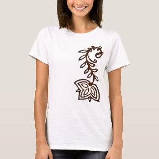 henna shoulder T-Shirt