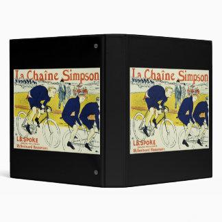 Henri de Toulouse La Chaine Simpson Binders