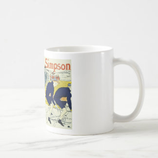 Henri de Toulouse La Chaine Simpson Mug