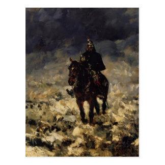 Henri de Toulouse-Lautrec- Cuirassier Postcard
