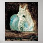 Henri de Toulouse-Lautrec Gazelle The White Horse Poster