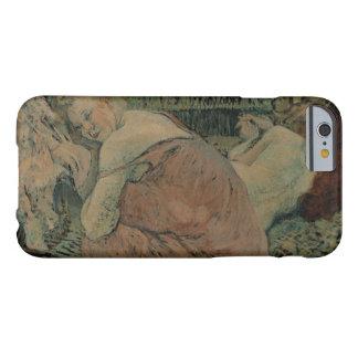 Henri de Toulouse-Lautrec - Two Friends Barely There iPhone 6 Case