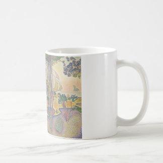 Henri-Edmond Cross - The Evening Air Coffee Mug