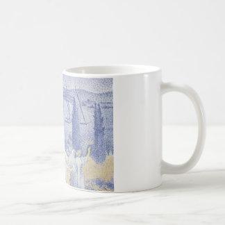 Henri-Edmond Cross - The Promenade Coffee Mug