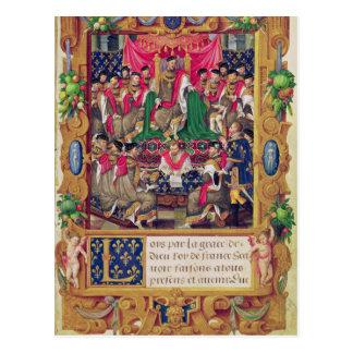 Henri II Postcard