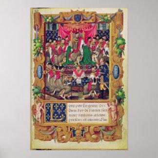 Henri II Poster
