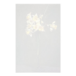 Henri Latour- Yellow Flowers (known as Coucous) Custom Stationery