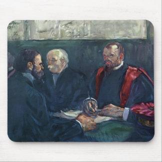 Henri Lautrec-Examination at Faculty of Medicine Mousepad