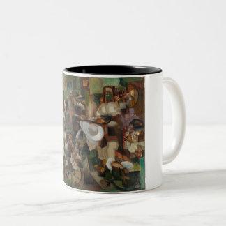 Henri Le Fauconnier Two-Tone Coffee Mug