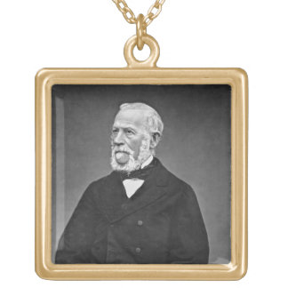 Henri Martin (1810-83), from 'Galerie Contemporain Gold Plated Necklace