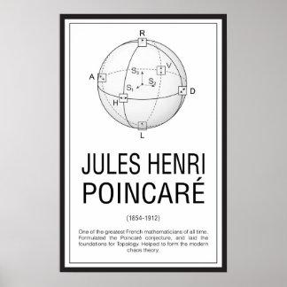 Henri Poincaré Poster