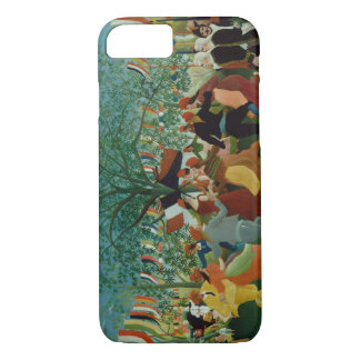 Henri Rousseau - A Centennial of Independence iPhone 7 Case