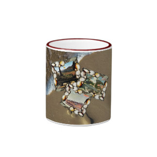 Henri Rousseau Collage Coffee Mugs