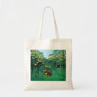 Henri Rousseau le sac fourre-tout à tropiques