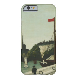Henri Rousseau - Notre Dame Barely There iPhone 6 Case