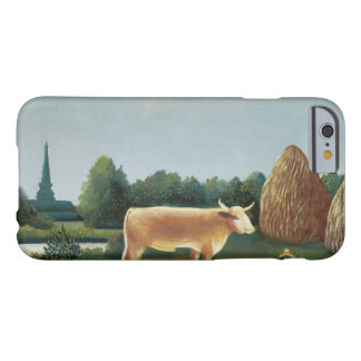 Henri Rousseau - Scene in Bagneux on the Outskirts Barely There iPhone 6 Case
