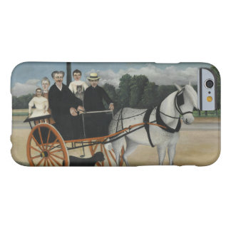 Henri Rousseau - The Carriage of Fr. Junier Barely There iPhone 6 Case