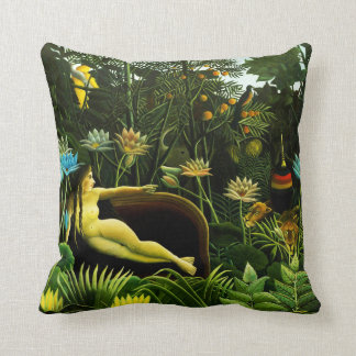Henri Rousseau The Dream Pillow