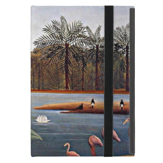 Henri Rousseau: The Flamingoes iPad Mini Case
