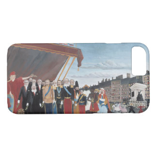 Henri Rousseau - The Representatives of Foreign iPhone 8/7 Case