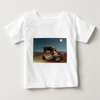 Henri Rousseau The Sleeping Gypsy Baby T-Shirt