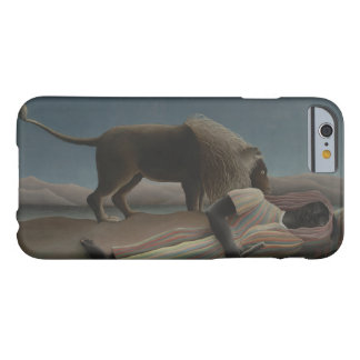 Henri Rousseau - The Sleeping Gypsy Barely There iPhone 6 Case