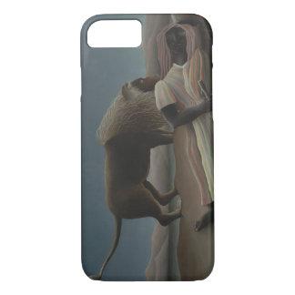 Henri Rousseau - The Sleeping Gypsy iPhone 7 Case