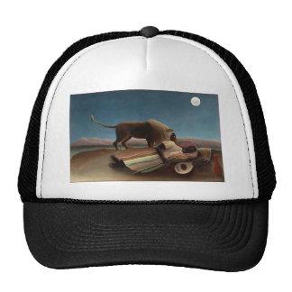 Henri Rousseau The Sleeping Gypsy Trucker Hat