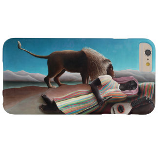 Henri Rousseau The Sleeping Gypsy Vintage Barely There iPhone 6 Plus Case