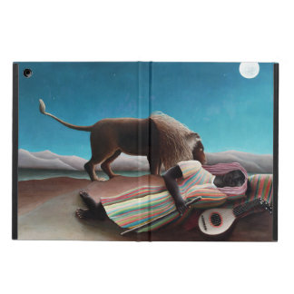 Henri Rousseau The Sleeping Gypsy Vintage Case For iPad Air