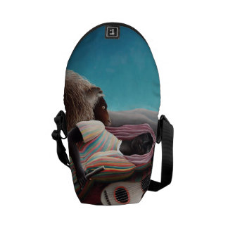 Henri Rousseau The Sleeping Gypsy Vintage Commuter Bag