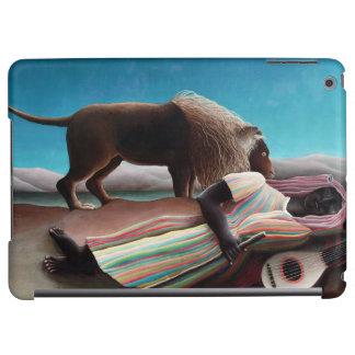 Henri Rousseau The Sleeping Gypsy Vintage iPad Air Cases
