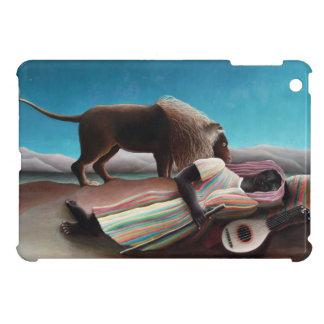 Henri Rousseau The Sleeping Gypsy Vintage iPad Mini Cover
