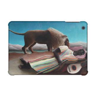 Henri Rousseau The Sleeping Gypsy Vintage iPad Mini Retina Cases