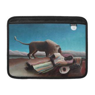 Henri Rousseau The Sleeping Gypsy Vintage MacBook Sleeve