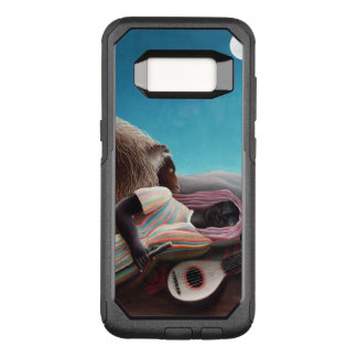 Henri Rousseau The Sleeping Gypsy Vintage OtterBox Commuter Samsung Galaxy S8 Case