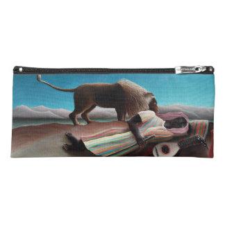 Henri Rousseau The Sleeping Gypsy Vintage Pencil Case