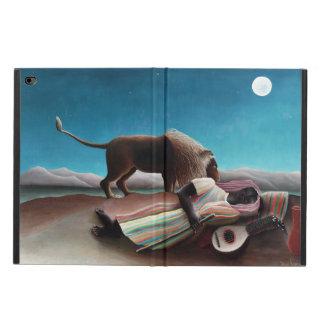 Henri Rousseau The Sleeping Gypsy Vintage Powis iPad Air 2 Case
