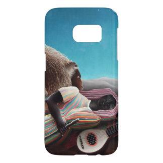 Henri Rousseau The Sleeping Gypsy Vintage Samsung Galaxy S7 Case