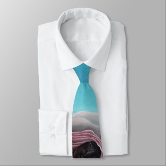 Henri Rousseau The Sleeping Gypsy Vintage Tie