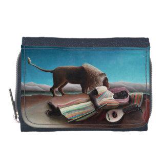 Henri Rousseau The Sleeping Gypsy Vintage Wallet
