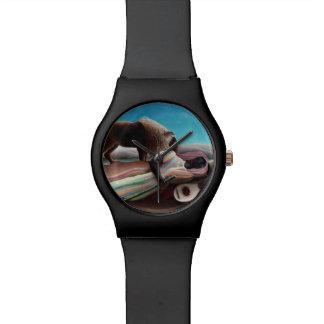 Henri Rousseau The Sleeping Gypsy Vintage Watch