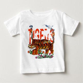 Henri Rousseau tigers Baby T-Shirt