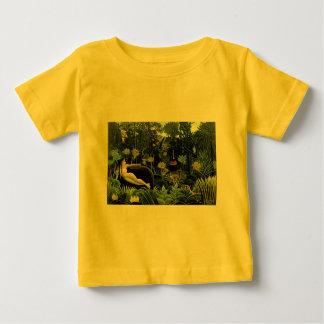 Henri Rousseau's The Dream (1910) Baby T-Shirt