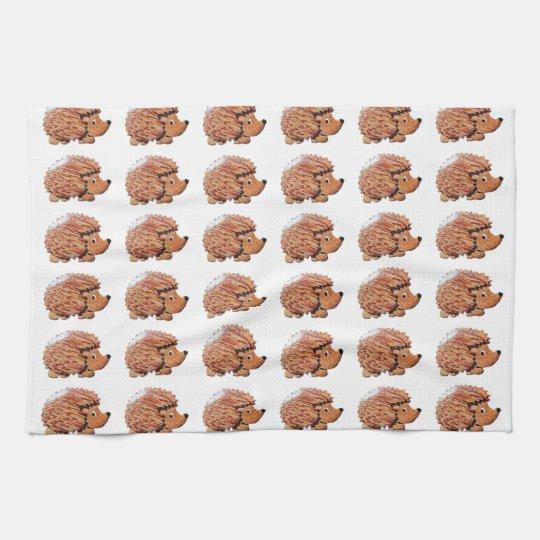 Henrietta Hedgehog Towels