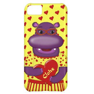 Henrietta Hippo-iPhone 5c Case