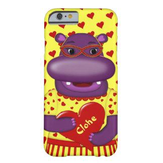 Henrietta Hippo-iPhone 6 Case