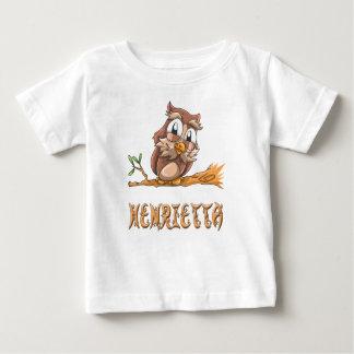 Henrietta Owl Baby T-Shirt